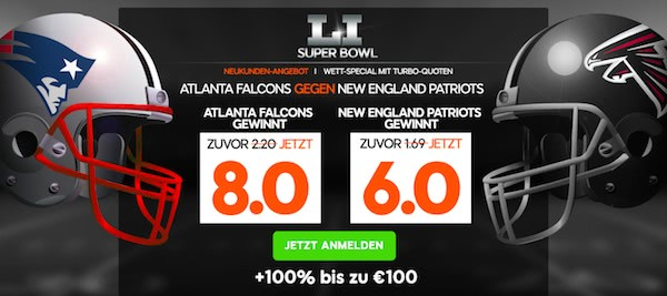 Super Bowl Quoten