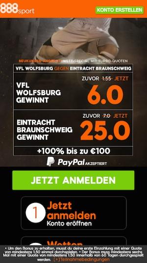 Quoten 1 Bundesliga