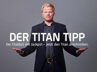 Titan Tipp Oli Kahn