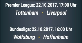 Predictor Bwin Liverpool Tottenham Wolfsburg Hoffenheim Mobil