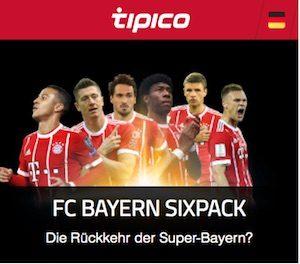 Tipico Sixpack Gewinnspiel Promo