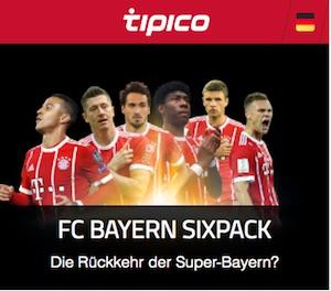 Tipico Sixpack
