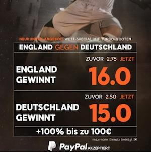 Quoten Deutschland