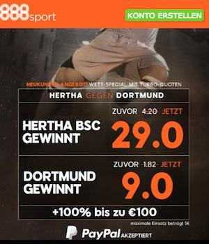 Berlin vs BVB