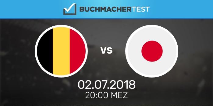 Belgien Japan Tipp