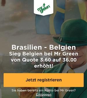Quote Brasilien Belgien