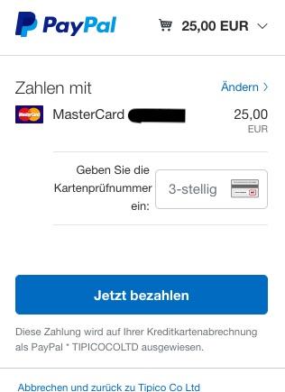 Paypal Seriös