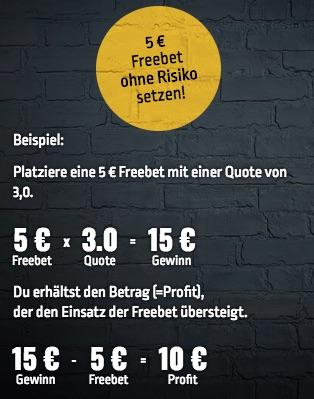 BuLi Freebet Xtip