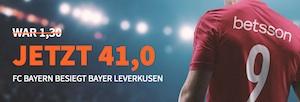 Betsson Bayern Boost
