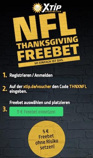 Xtip Freebet