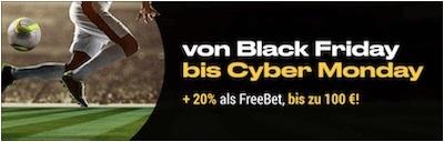 Bwin Black Friday Promotion