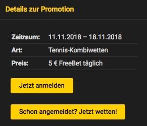 Bwin Freebet Details
