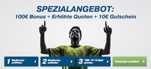bet at home Spezial Angebot