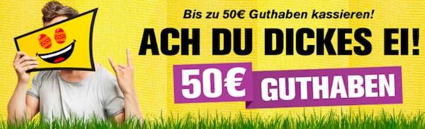 Interwetten 50 Euro gratis