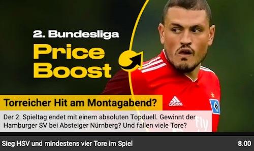 FCN vs. HSV Price Boost