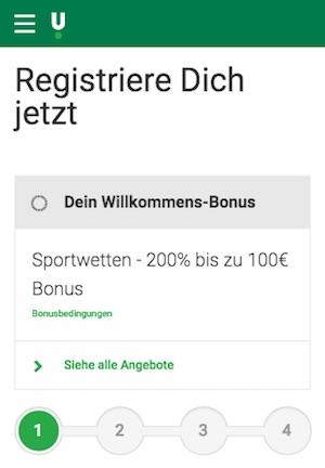 unibet registrierung
