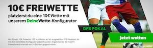 Betway DFB Pokal Freiwette