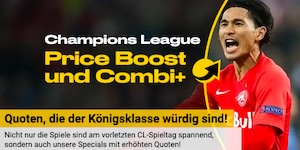 Bwin CL Price Boost Combi+
