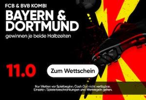 MoPlay FCB BVB Kombi