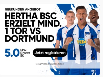 MoPlay Boost Hertha vs BVB