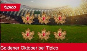 Tipico Goldener Oktober 2019