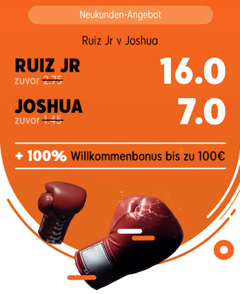 Ruiz Joshua 2 888Sport Quote