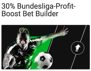 Unibet Bundesliga 30% Profit Boost BVB RBL