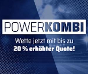 Bet3000 Powerkombi