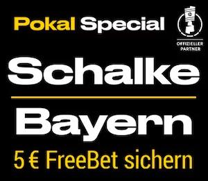 Bwin DFB Pokal Schalke Bayern FreeBet