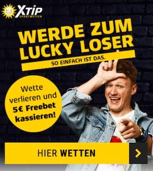 xtip lucky loser