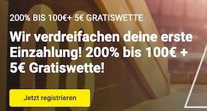Unibet Bundesliga Bonus Gratiswette