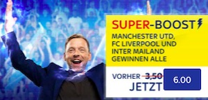 Skybet ManU Liverpool Inter Boost