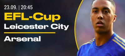 Bwin Leicester Arsenal League Cup quoten