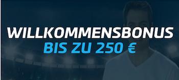 mybet bonus 250 euro