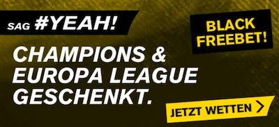 Interwetten Black Freebet