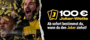 Bwin 100 Euro Joker Wette