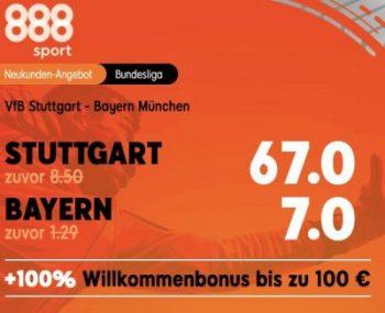 stuttgart bayern boost 888sport