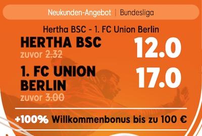 888sport hertha union boost