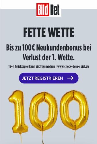 Bildbet Bonus 100 Gratiswette