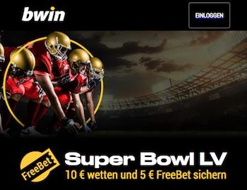 Bwin freebet super bowl 2021