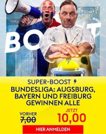 Bundesliga Superboost SkyBet