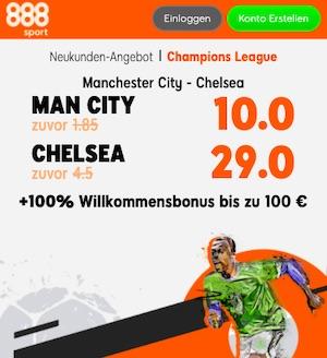 888sport Champions League Finale Boost
