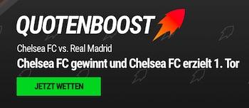 Chelsea Real Quotenboost NEObet