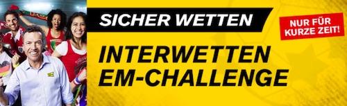 Interwetten EM 2021 Challenge