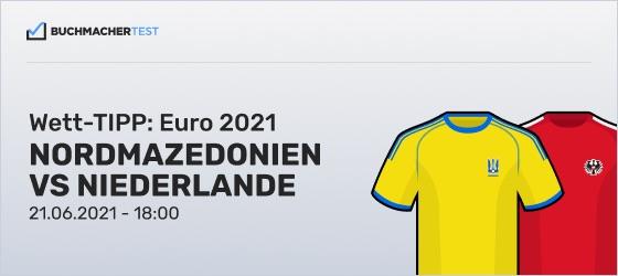 Nordmazedonien vs Niederlande Wett Tipp