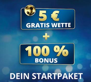 Sunmaker Gratiswette + Bonus