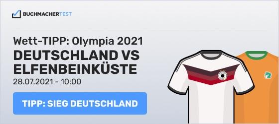 Deutschland vs Elfenbeinküste Wett Tipp