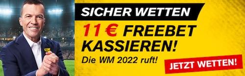 Interwetten WM Quali Österreich FreeBet