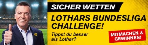 Interwetten Lothars Bundesliga Challenge
