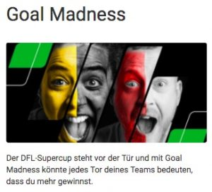 Unibet Goal Madness